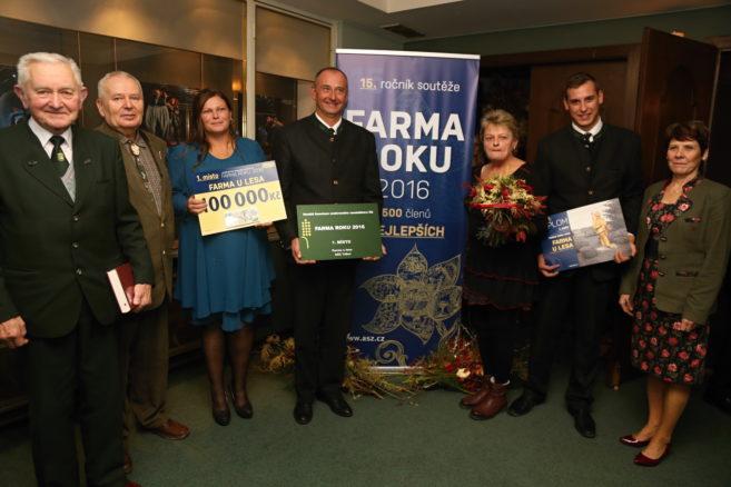 Vítěz Framy roku 2016
